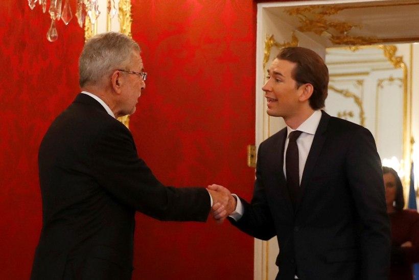 Austrias haaravad paremäärmuslased ministritoolid