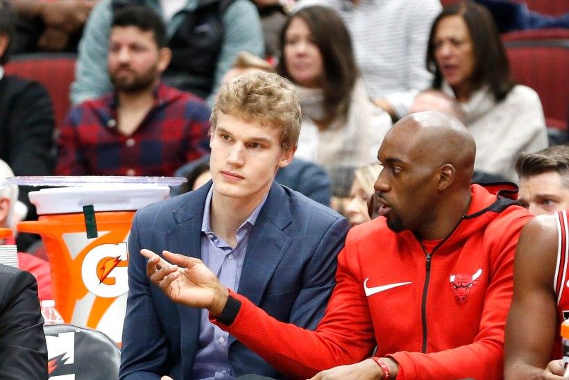 VIDEO   Bulls jätkab Lauri Markkaneni vigastusest hoolimata vastaste üllatamist