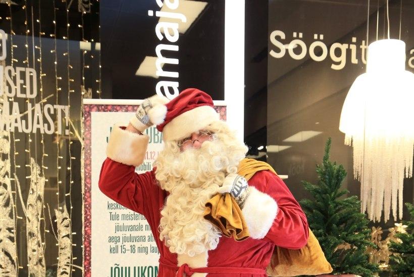 MÄLUMÄNG | Jõuluvana erinevates riikides