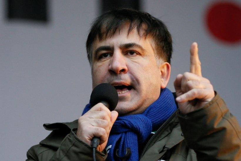 MÄLUMÄNG   Skandaalne Mihheil Saakašvili