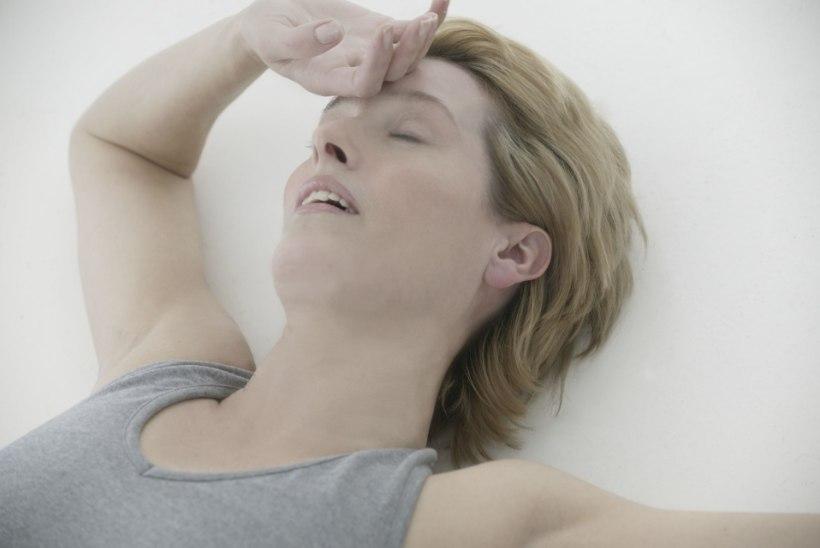 ÖÖSITI PIDEVALT PALAV? Need kaheksa tõbe võivadki sind higistama ajada!