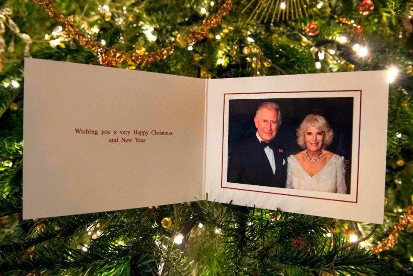 Buckinghami palees on jõulud!
