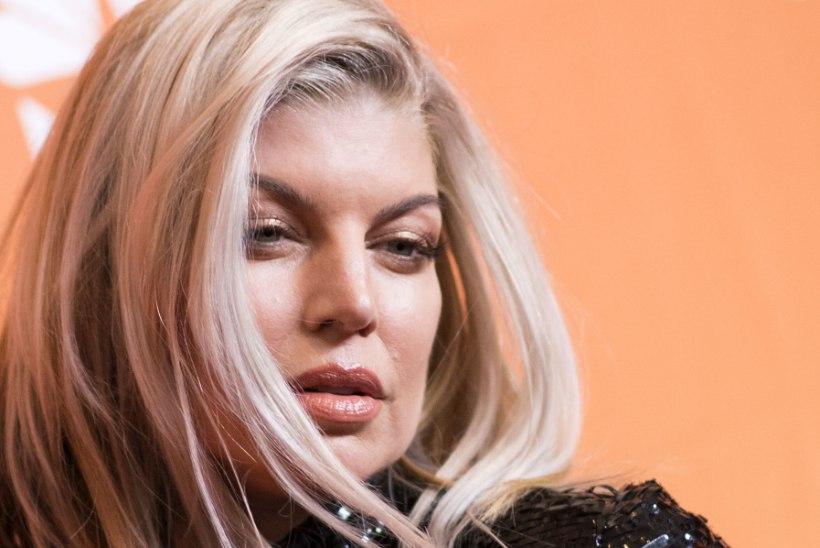 """Fergie oma narkosõltuvusest: """"Nägin iga päev hallutsinatsioone, kartsin, et mind jälitab FBI..."""""""