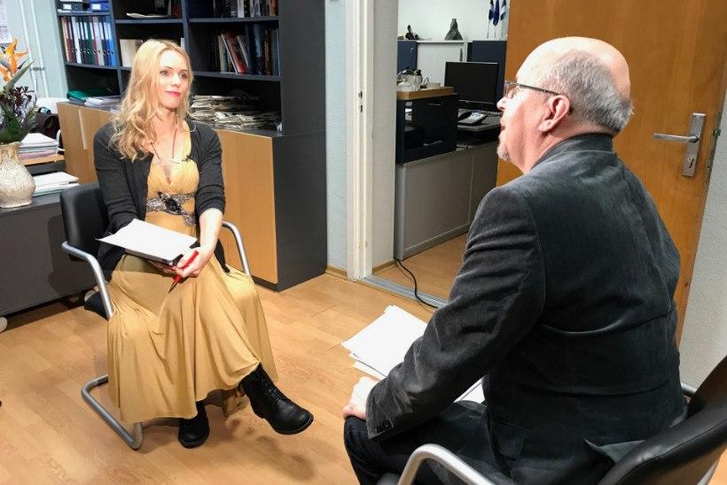 """""""Pealtnägija"""" jõulusaates panevad end reporteritena proovile Siim Kallas, Kristiina Ehin ning Mart Noorma"""