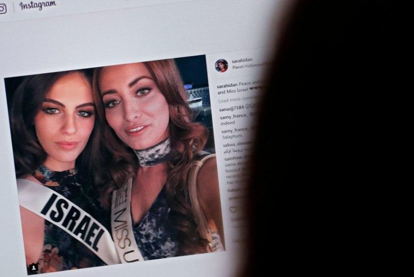 Miss Iraagi pere pidi süütu selfi tõttu põgenema