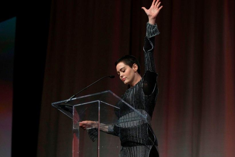 KULDGLOOBUSTE MUSTKLEITLASED: näitlejannad avaldavad Hollywoodi ahistajate vastu meelt
