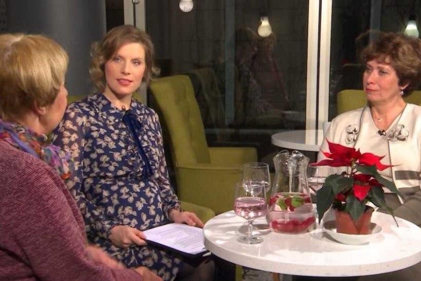 """Telesaates """"Naised, kes ei nuta"""" arutletakse, kuidas hoiduda kommertslikest jõuludest"""