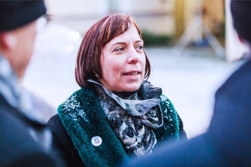 Minister Reps: õigekirja hindamine eesti keele riigieksamil jääb