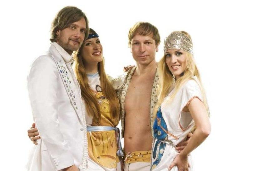 Tartus paneb 2017. aastale punkti legendaarne ABBA tribüütbänd