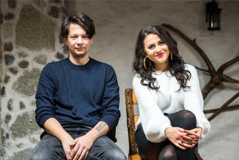 Elina Borni ja Stig Rästa esimene jõulukontsert jääb ära: huvi oli väike