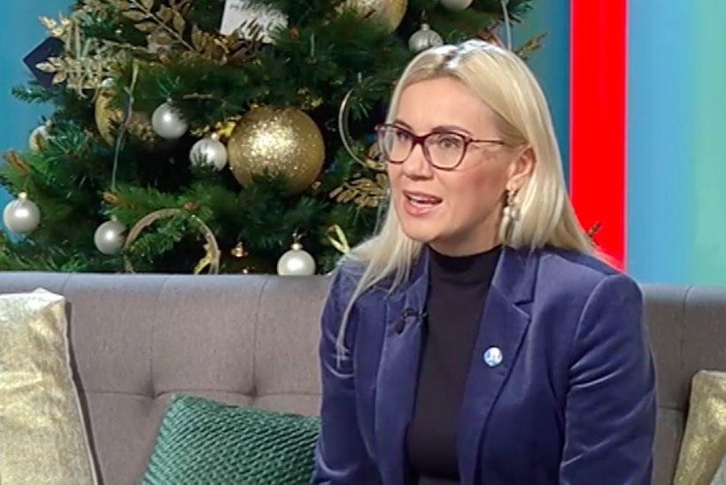 TV3 VIDEO | Kadri Simson Keskerakonna aasta madalaimast toetusest: kui valimisi lähedal ei ole, pole põhjust muretseda!