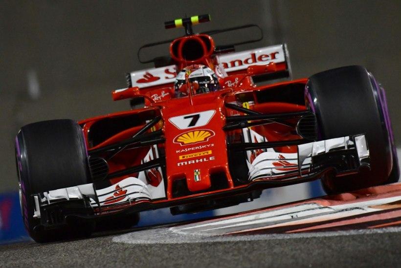 Ferrari president: 2018 on Räikköneni viimane võimalus