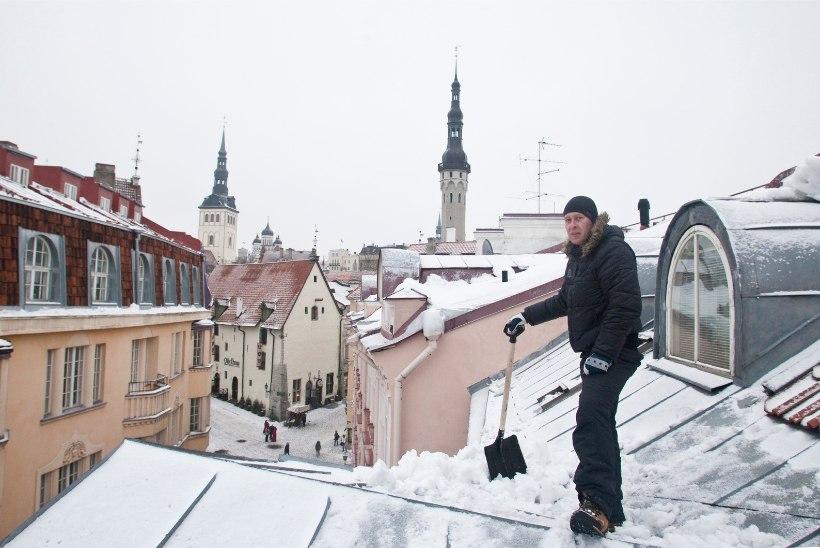 Tallinn otsib parimat majahoidjat-lumemurdjat