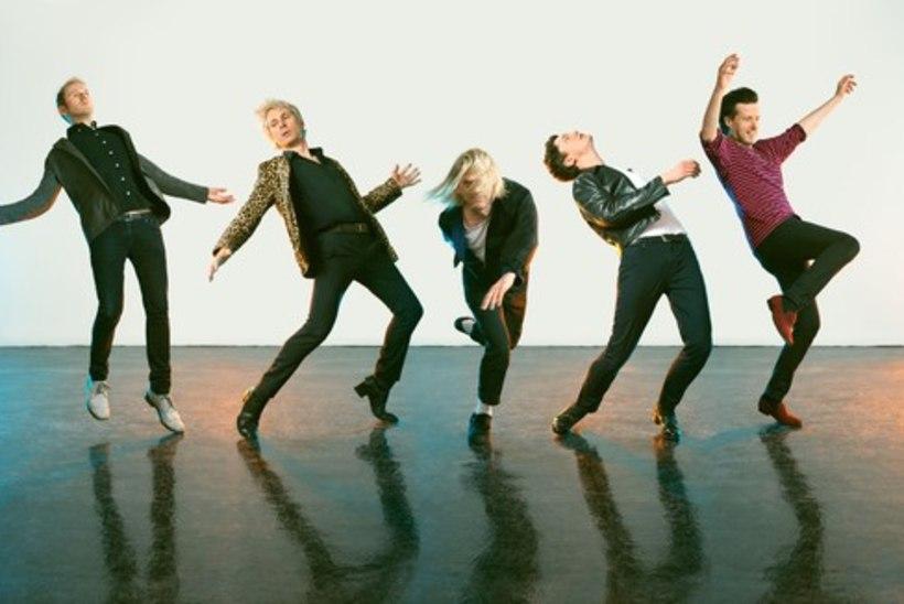 LÄHEB MÖLLUKS: Õllesummeri avapäeva peaesineja on maailmakuulus indie-rock bänd Franz Ferdinand