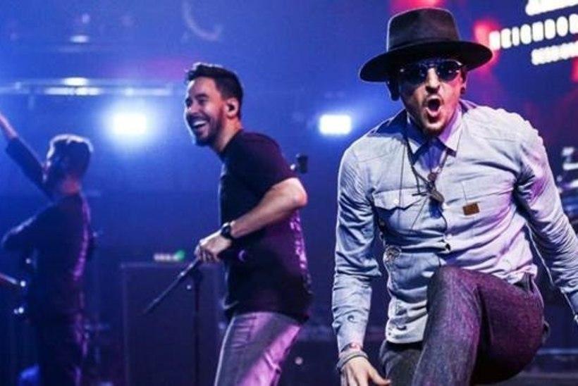 Chester Benningtoni mälestuseks: Linkin Park avaldas albumi, kus on viimased laulud nende ühiselt kontsertturneelt