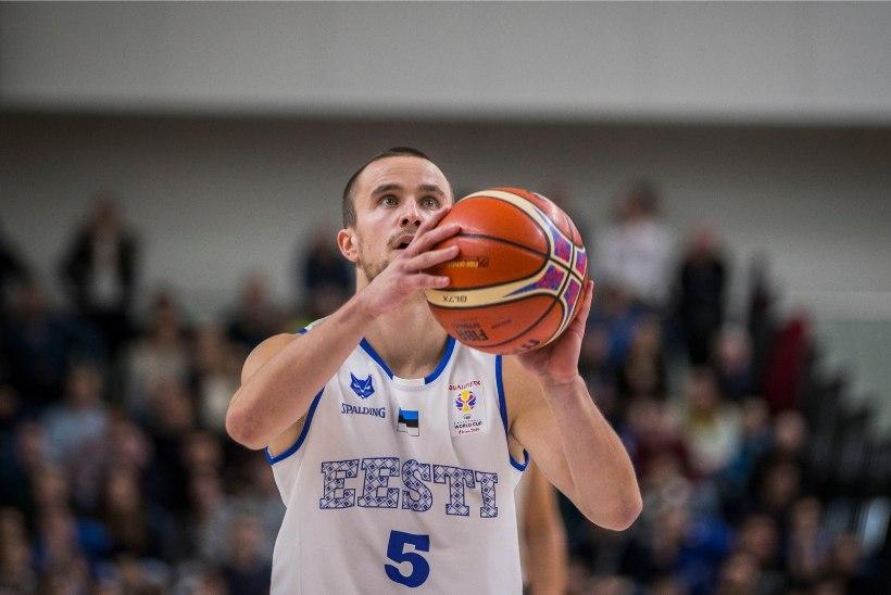 Rait-Riivo Laane kohtus Kreekas endise meeskonnakaaslasega, ent kaotas