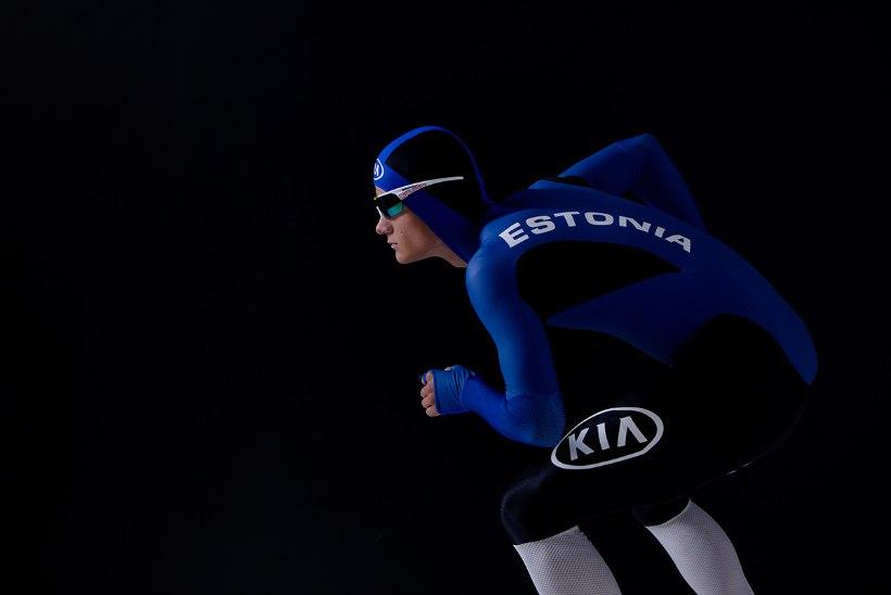 Kiiruisutaja Marten Liiv oma esimesele treenerile: ma ei jää olümpial viimaseks!