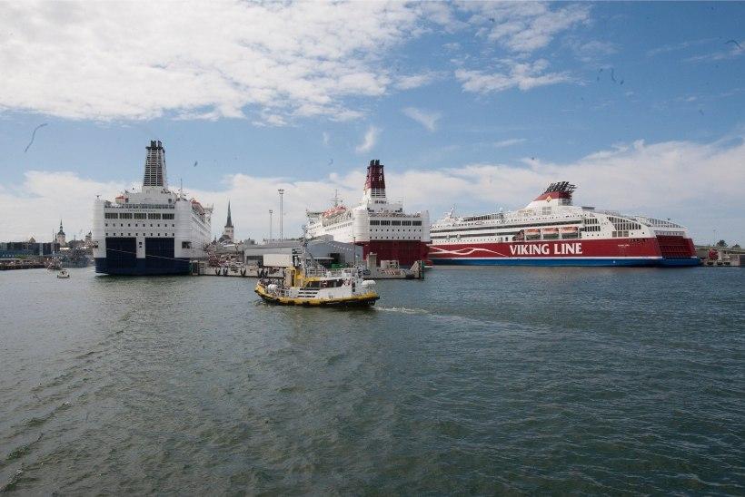 ÜLE PARDA: Läänemere reisilaevadelt kaovad inimesed
