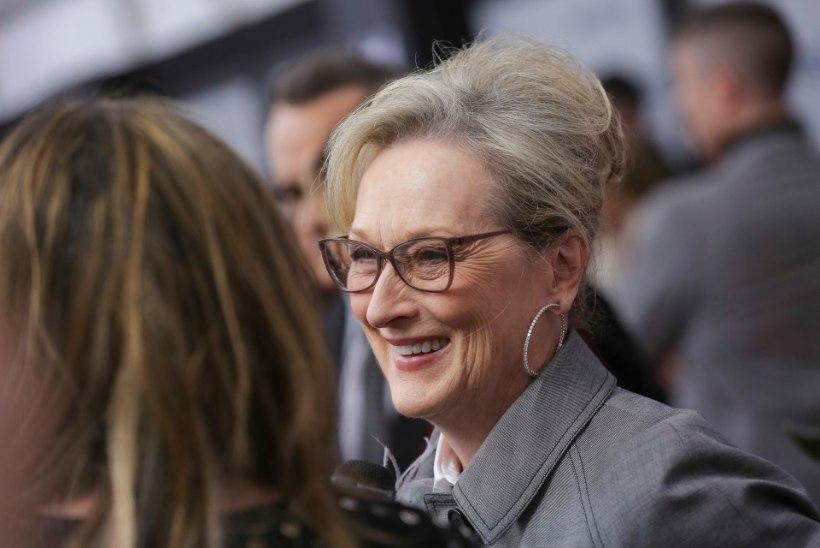 Streepi süüdistatakse ahistaja Weinsteini tegude varjamises