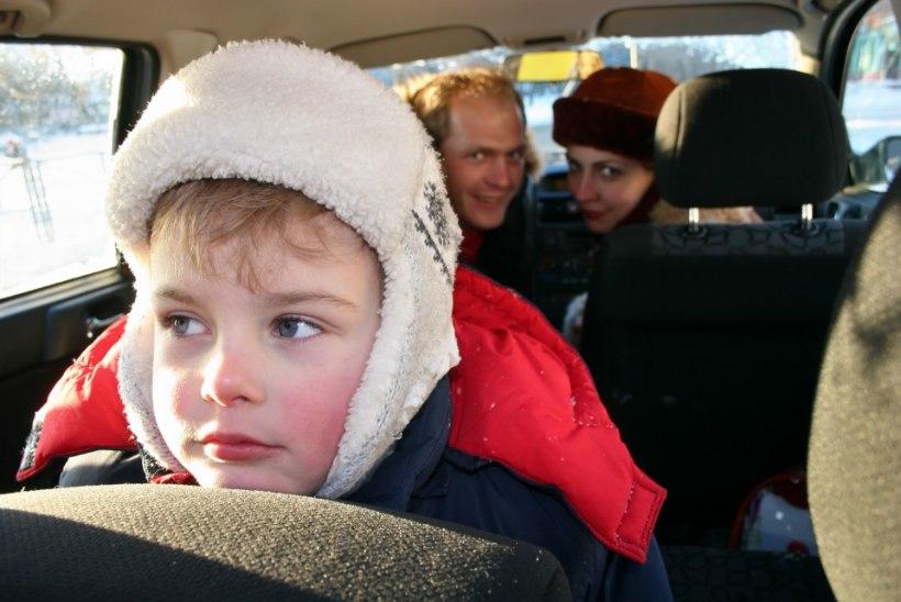 Pühade ajal pikk reis ees? Paki lastele kaasa tervislikud vahepalad!