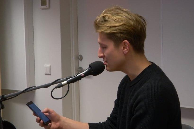 VIDEO | KUIDAS MEELDIB? Taukar tegi oma versiooni ühest eriti tüütust jõululaulust