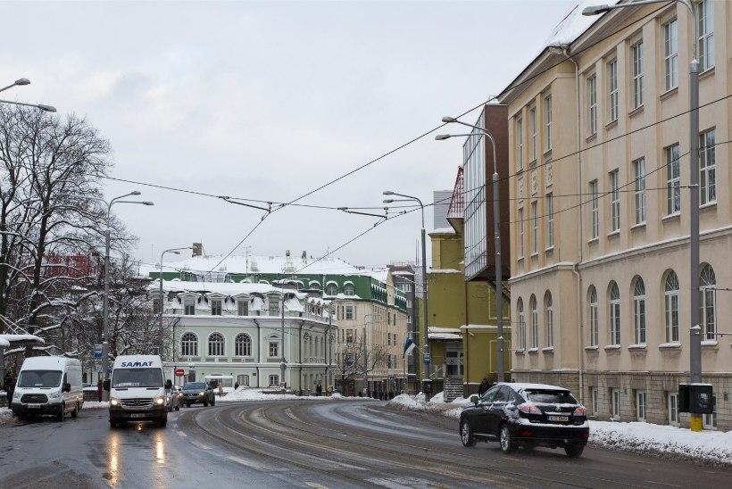 VIDEO | Vaata, milline hakkab välja nägema Tallinna peatänav