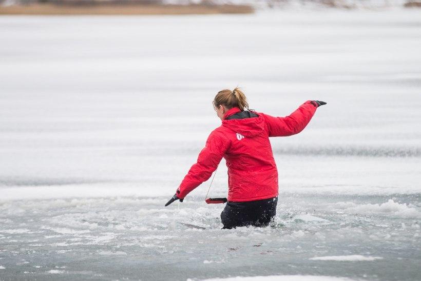 Üllatav fakt: talvepühadel saadakse enim vigastusi kukkudes ja sportides