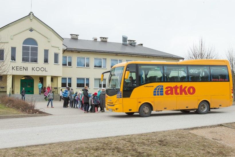 ANALÜÜS: koolitee keskmine pikkus on 15 km