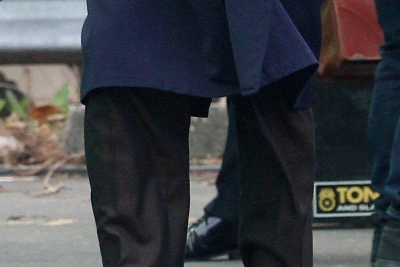 De Niro peab mafiooso kehastamiseks kandma võimsaid platvormkingi!