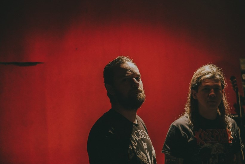 VIDEO | Sünge kraam: doom metal'i duo Talbot ilmutas uhiuue videosingli