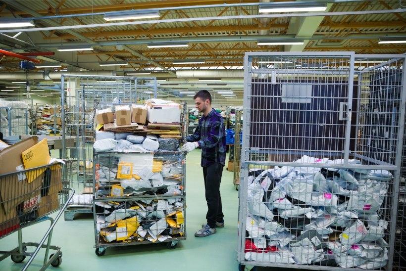 PAKIUPUTUS: post rakendab tööle ka kontoritöötajad ja abikullerid