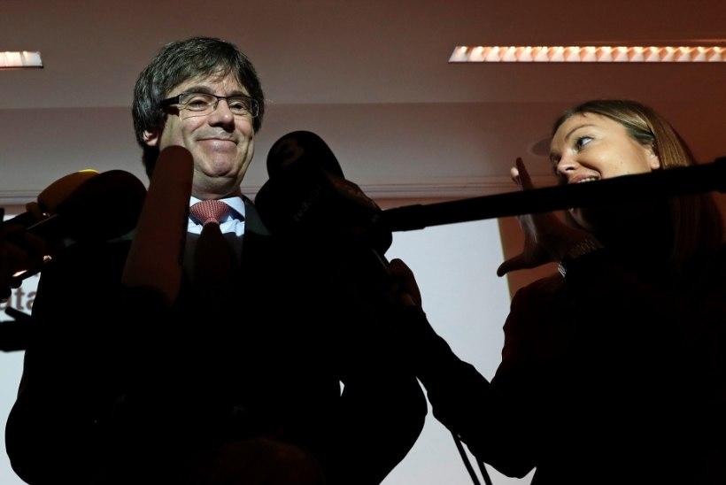 Carles Puigdemont ise Kataloonia valimistel häält anda ei saa