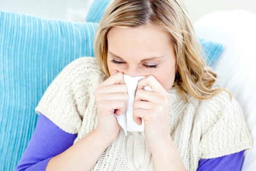 Gripiviirustesse haigestumine püsib stabiilsena