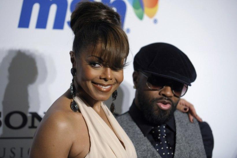 Janet Jackson on ekskallimaga jälle koos?