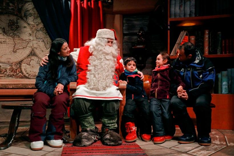 Kus elab Jõuluvana? Kas Soomes Lapimaal või ka mujal?