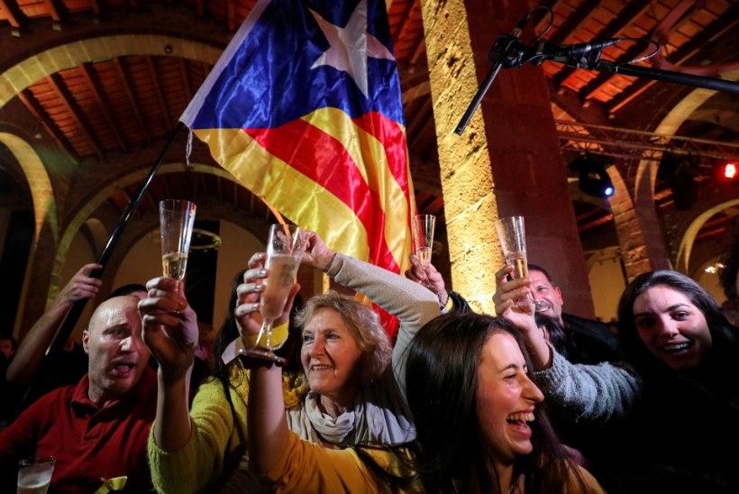 Kataloonia valimised lahendust ei toonud