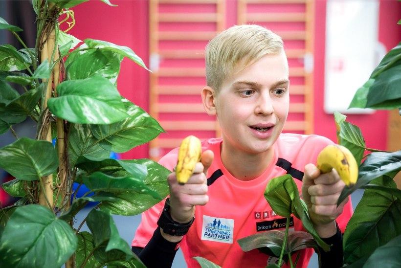 Olümpiast unistav banaanipoiss Jürgen Külm hakkas veganiks: ma pole kunagi end nii elusana tundnud!