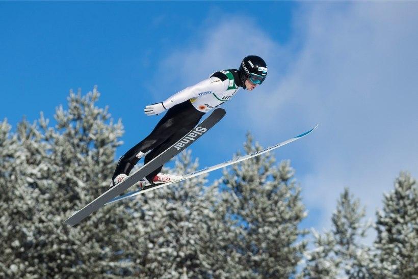 Eesti kahevõistlejatele päästab kolmanda olümpiakoha vaid MK-punkt