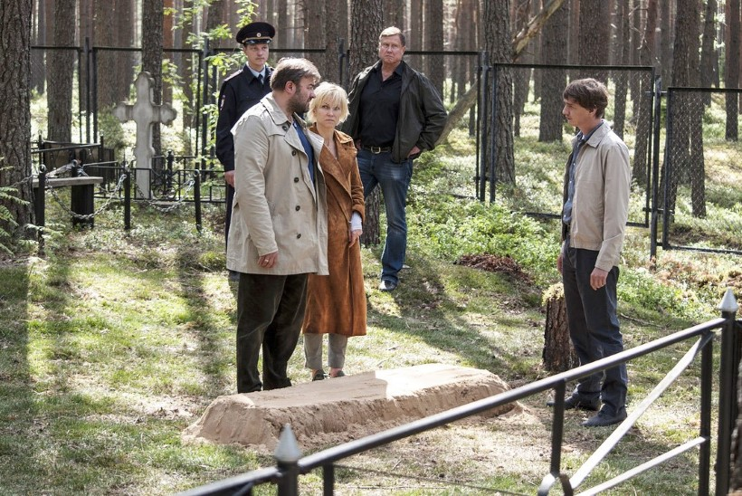 """Vene ja Eesti piiril filmitud seriaalist """"Sild"""" avaldati esimesed kaadrid"""