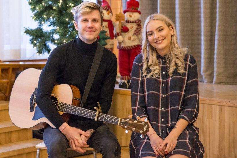 Otsid jõuluõhtuks salmi? Lauljatel need juba valmis!