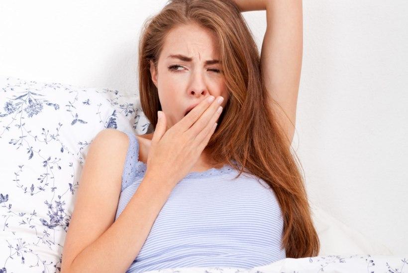 Uneprobleemid raskendavad viljastumist