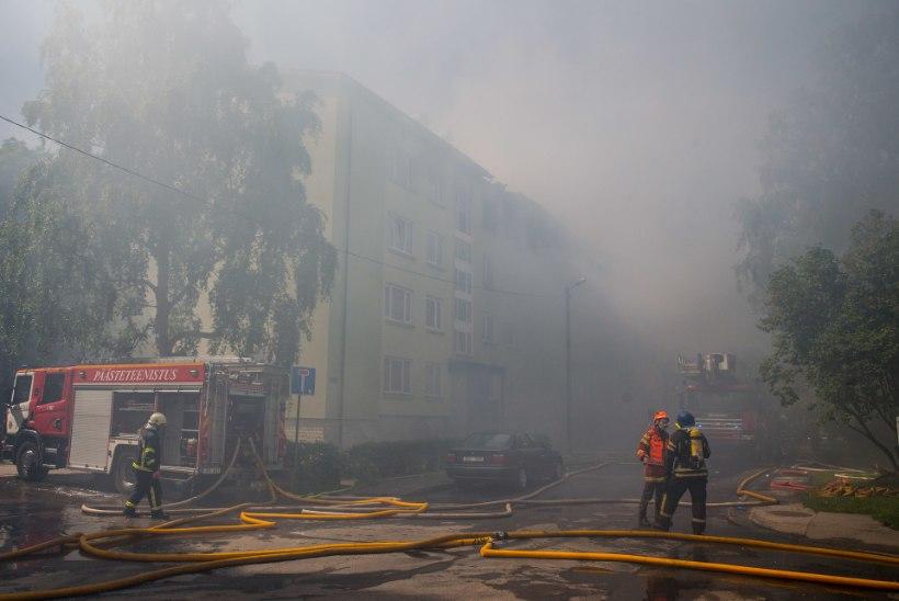 Kindlustuseta korterite elanikud jäid pärast gaasiplahvatust suurde rahahätta