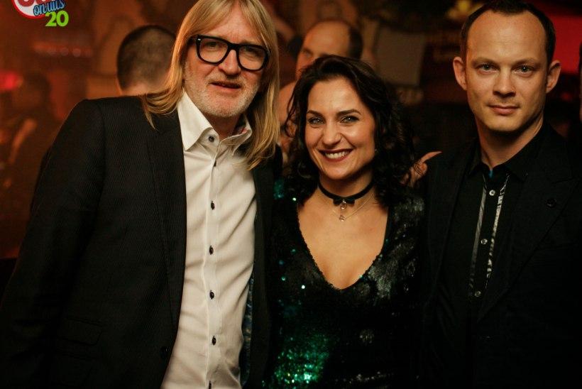 PILDID | Klubis Teater esinenud USA artist Akil Wingate pöördes, eestlased oskavadki pidutseda!