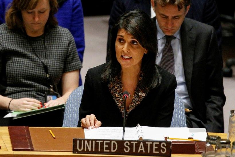 ÜRO hääletuse tagajärg on selgunud: USA Eestit peole ei kutsu