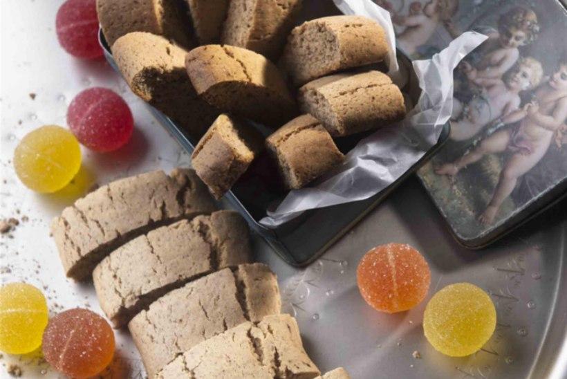 Krõbedad küpsised piparkoogivürtsidega ehk jõulu-biscotti