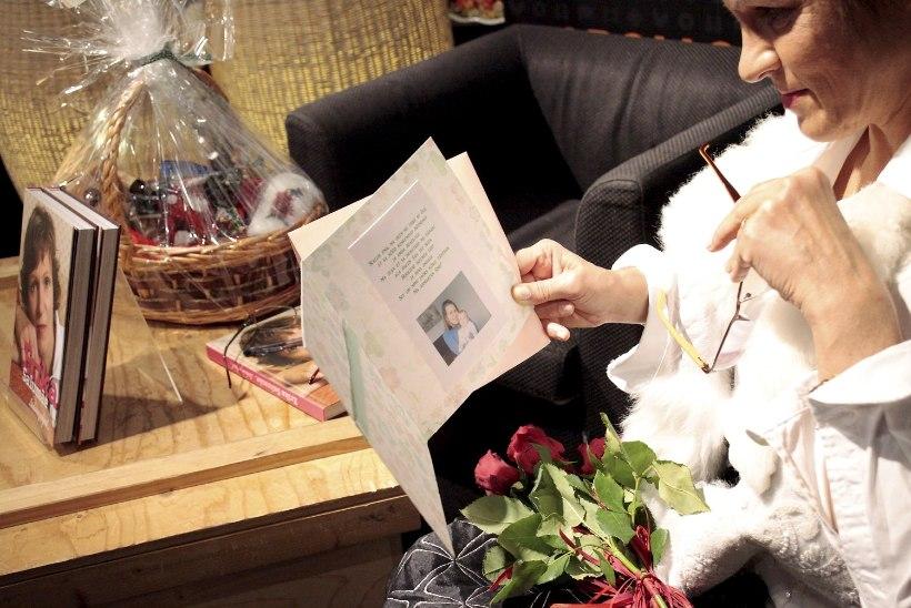 VIDEO | Erika Salumäe parim jõulukink: saan varsti kahekordseks vanaemaks, hurraa!!!