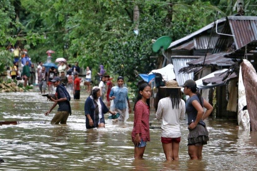 Filipiinidel surma külvanud taifuun läheneb Vietnamile