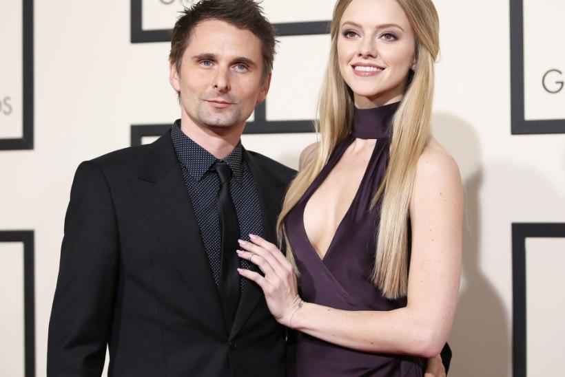 Muse'i laulja kihlus kolmandat korda