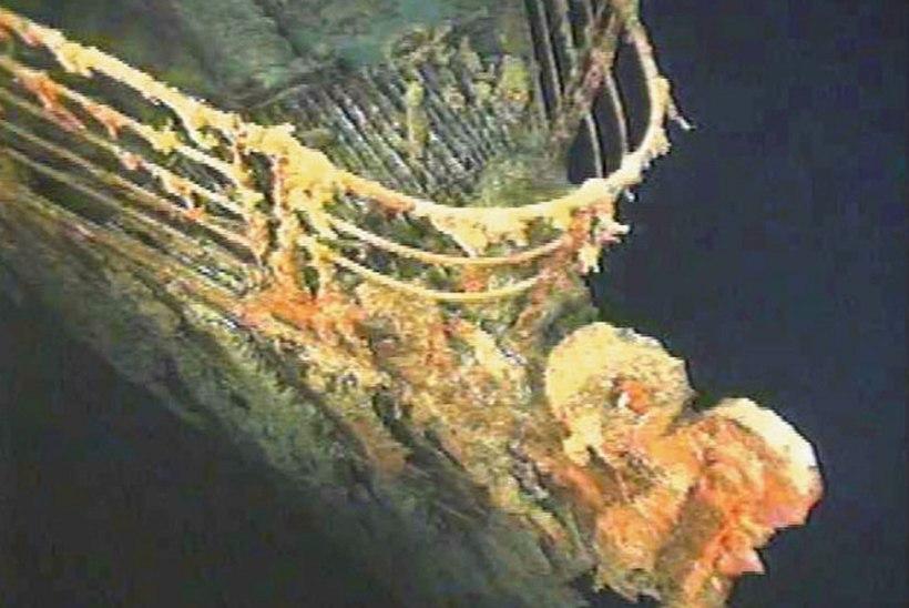 Rahakad turistid saavad järgmisel aastal Titanicu vraki juurde sukelduda