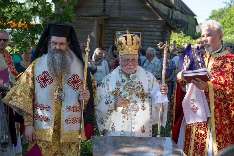 Ka Eesti õigeusu kirik tahab riigilt 1,4 miljonit okupatsioonikahjudeks